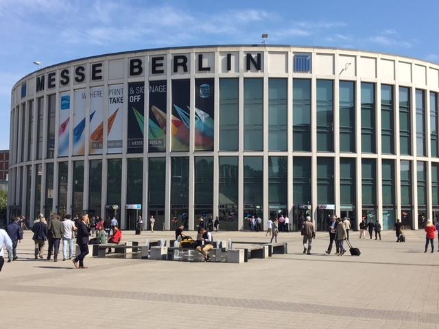 FESPA 2018 à Berlin