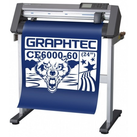 Graphtec CE 6000-60+ ES (603 mm avec Stand)