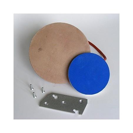 Kit assiettes Ø 120 mm SCHULZE BluePress MUG