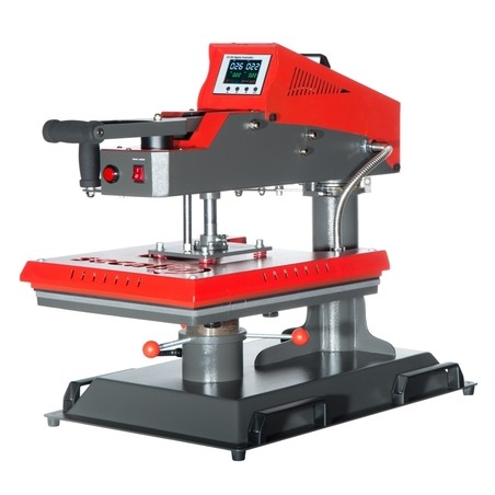 SECABO TS7 400x500 mm - Presse électromagnétique ouverture automatique latérale
