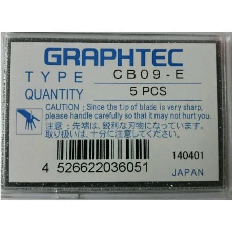 Lame Graphtec (Economique) - CB09-E  - 0,9 mm 45°