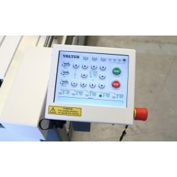 Ecran tactile de commande