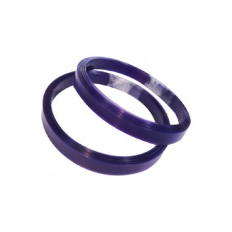 Bande Martyres violette pour lame rotative (lot de 2)