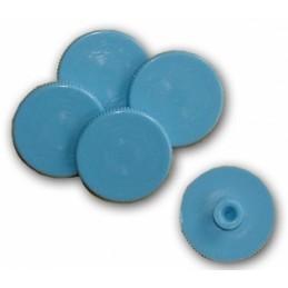 Plaquettes martyre bleu...