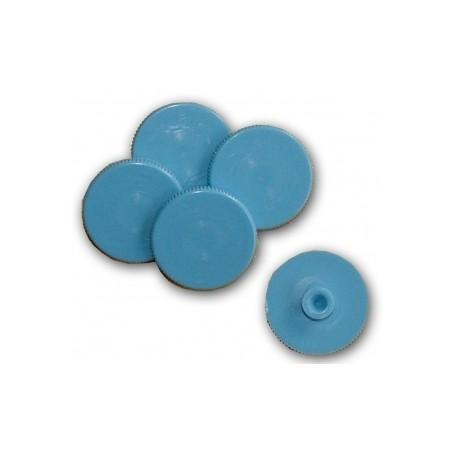 Plaquettes martyre bleu EasyEdge (lot de 5 pièces)  (YT04BPP001)
