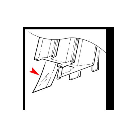 STSLS - Bandes de visée transparente (3x)