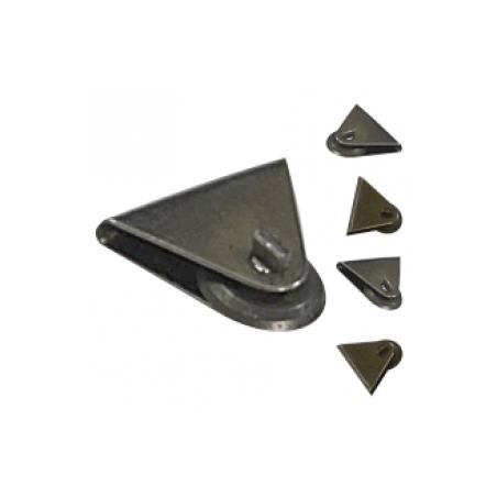 CA50-015 - Roulette découpe de verre en carbure de tungstène pour la tourelle de sélection