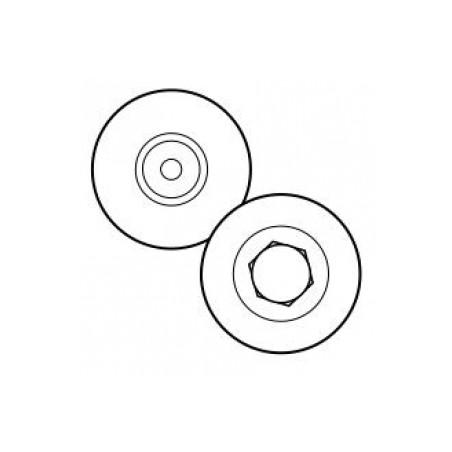 STCOW - Kit de remplacement des galets de coupe et roulements pour tête STCOC