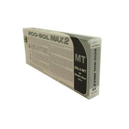 Encre Roland Ecosolmax 2 (Métal-220ml) (ESL4-MT)