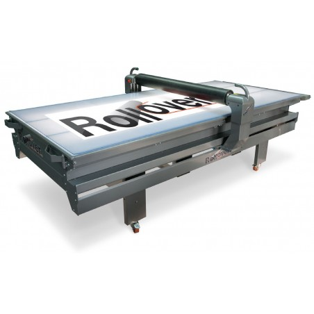 Table d'application Rollover Classic 170 x 400 cm