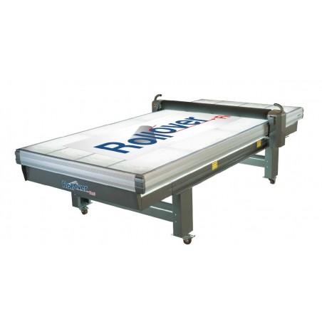 Table d'application Rollover Flexi 140 x 286 cm