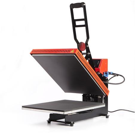 SECABO TC7 LITE 400x500 mm - Presse électromagnétique ouverture automatique portefeuille