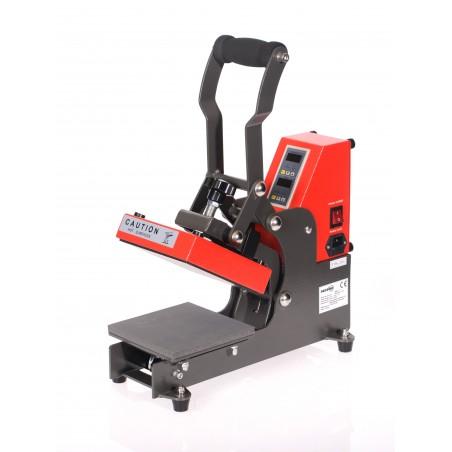 SECABO TC1 Presse à chaud manuelle 150x150 mm
