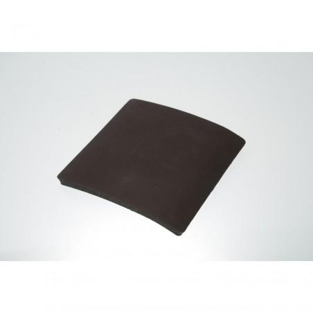 Coussin 15cm x 15cm en mousse de silicone épaisseur 10mm pour plaque amovible pour presses transfert