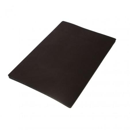 Coussin 20cm x 30cm en mousse de silicone épaisseur 10mm pour plaque amovible pour presses transfert