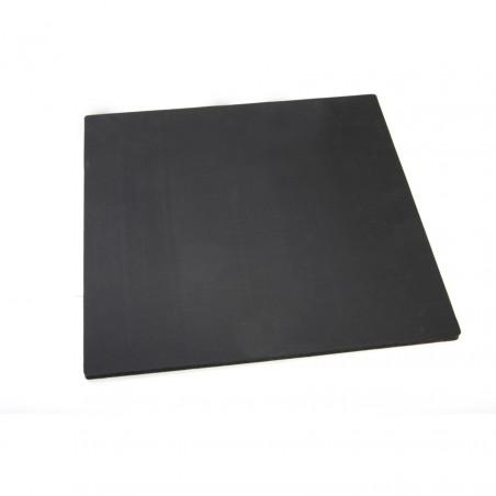Coussin 40cm x 50cm en mousse de silicone épaisseur 10mm pour plaque amovible pour presses transfert