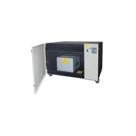 BOFA PrintPro - Base LEF-300 - Support pour Imprimante avec Unité d'extraction et de filtrage des fumées