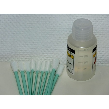 Kit de nettoyage (10Stick + 100ml)pourMAX, MAX2, MAX3, EUV, EUV3, EUV4, EJ