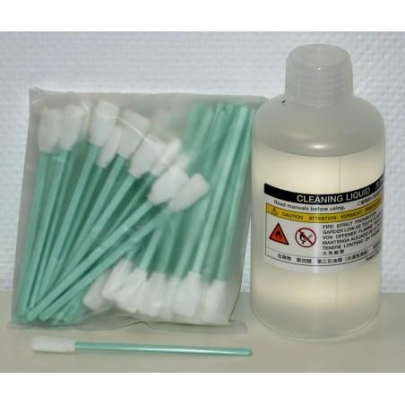 Kit de nettoyage XXL (50 Stick +500ml)  pour MAX, MAX2, MAX3, EUV, EUV3, EUV4, EJ