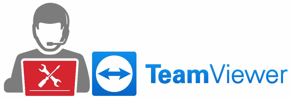 Assistance à distance via TeamViewer