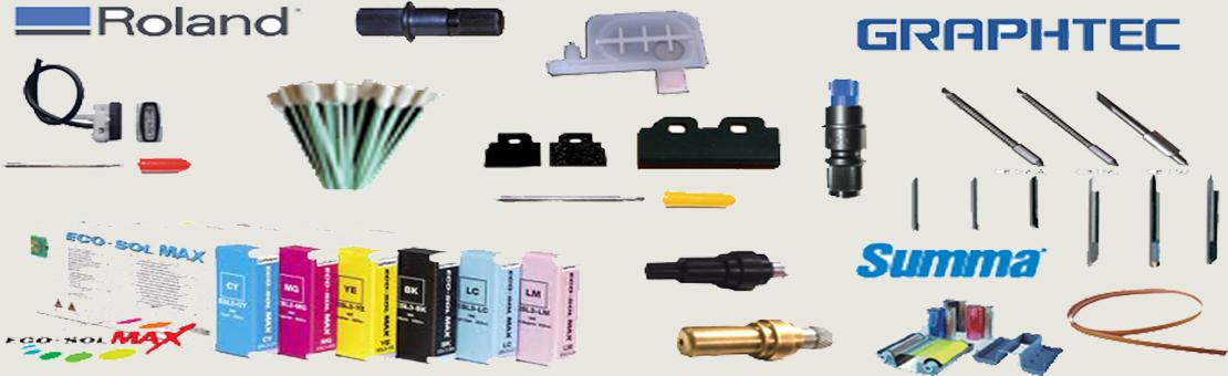 Consomable  et pièces détachées SUMMA ROLAND