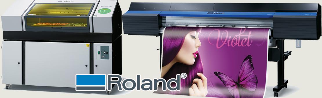 Imprimantes ROLAND